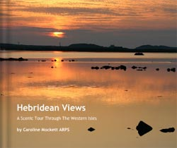 Hebridean Views Book Cover