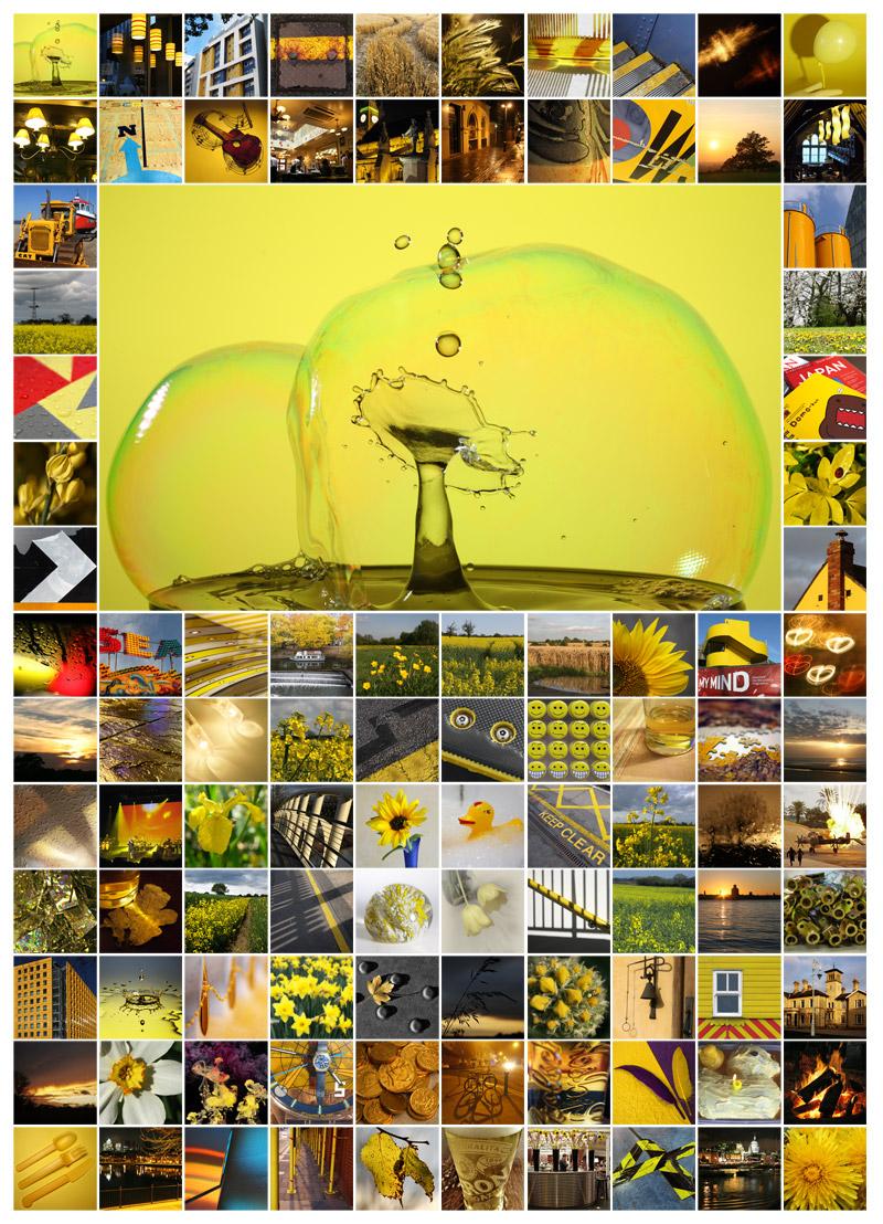 100 Days - Yellow