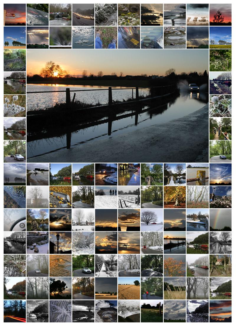 100 Days - Weather & Seasons