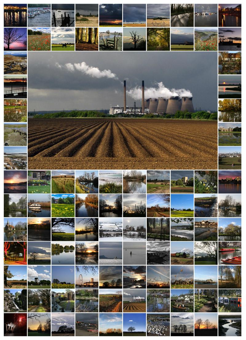 100 Days - Landscape