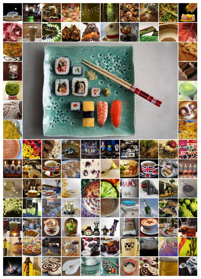 100 Days - Food & Drink